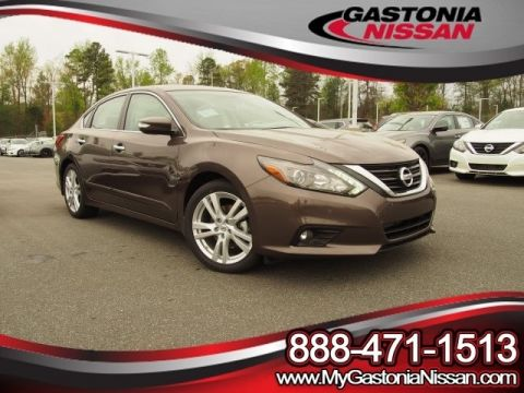 New Nissan Altima 3.5 SL