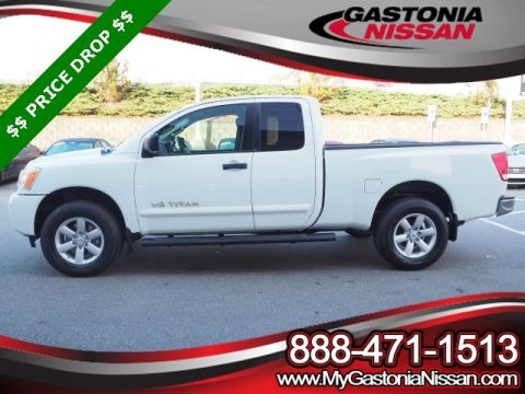 Certified Used Nissan Titan SV