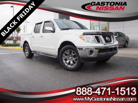 Certified Used Nissan Frontier SL