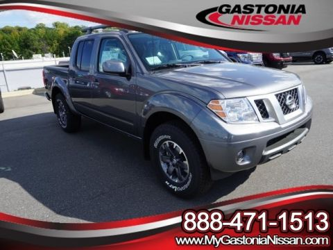New Nissan Frontier PRO-4X