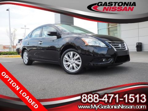 Certified Used Nissan Sentra SL
