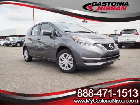 New Nissan Versa Note S