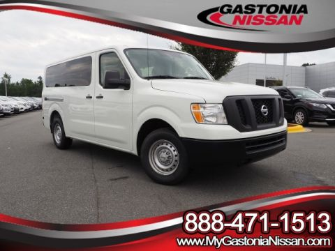 New Nissan NV Passenger S