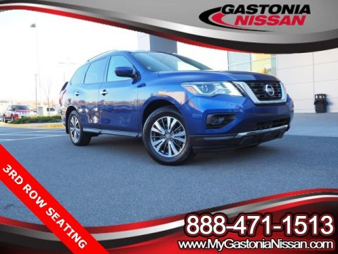 Certified Used Nissan Pathfinder S