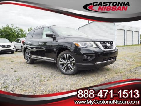 New Nissan Pathfinder Platinum
