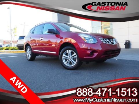 Certified Used Nissan Rogue Select S