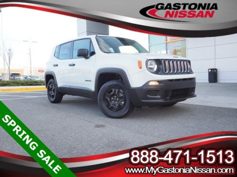 Used Jeep Renegade Sport