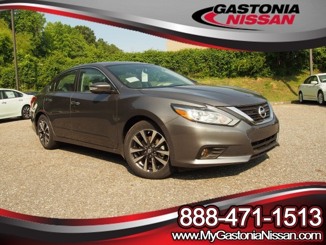 new 2016 nissan altima 2 5 sv 4d sedan in gastonia n111160 gastonia nissan. Black Bedroom Furniture Sets. Home Design Ideas