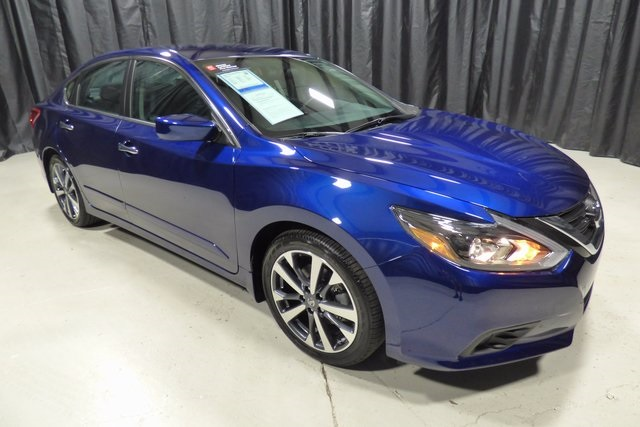 Certified Used Nissan Altima 2.5 SR
