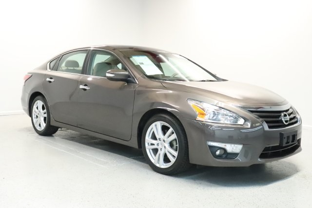 Certified Used Nissan Altima 3.5 SL