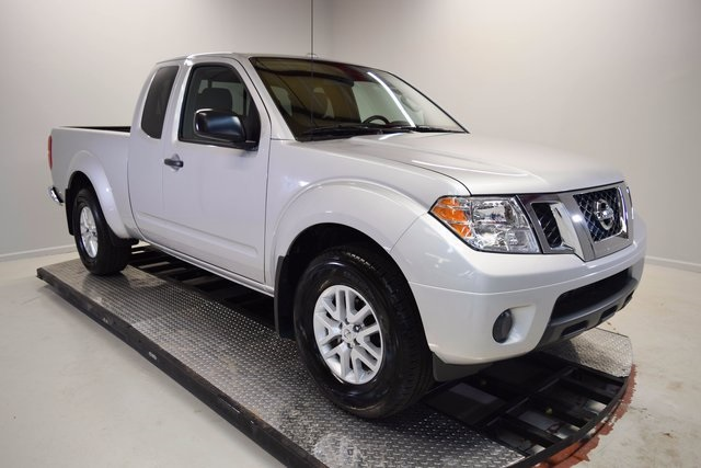 Certified Used Nissan Frontier SV