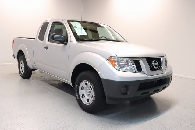 Certified Used Nissan Frontier S
