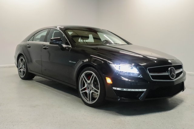 Used Mercedes-Benz CLS 63 AMG®